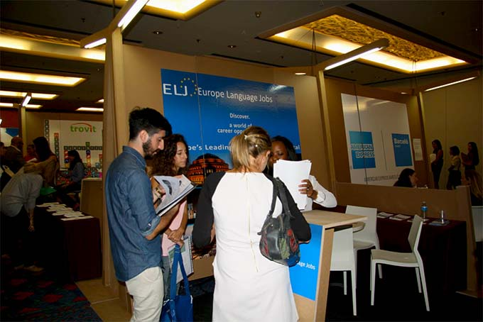 Europe Language Jobs Fair - Barcelona Events