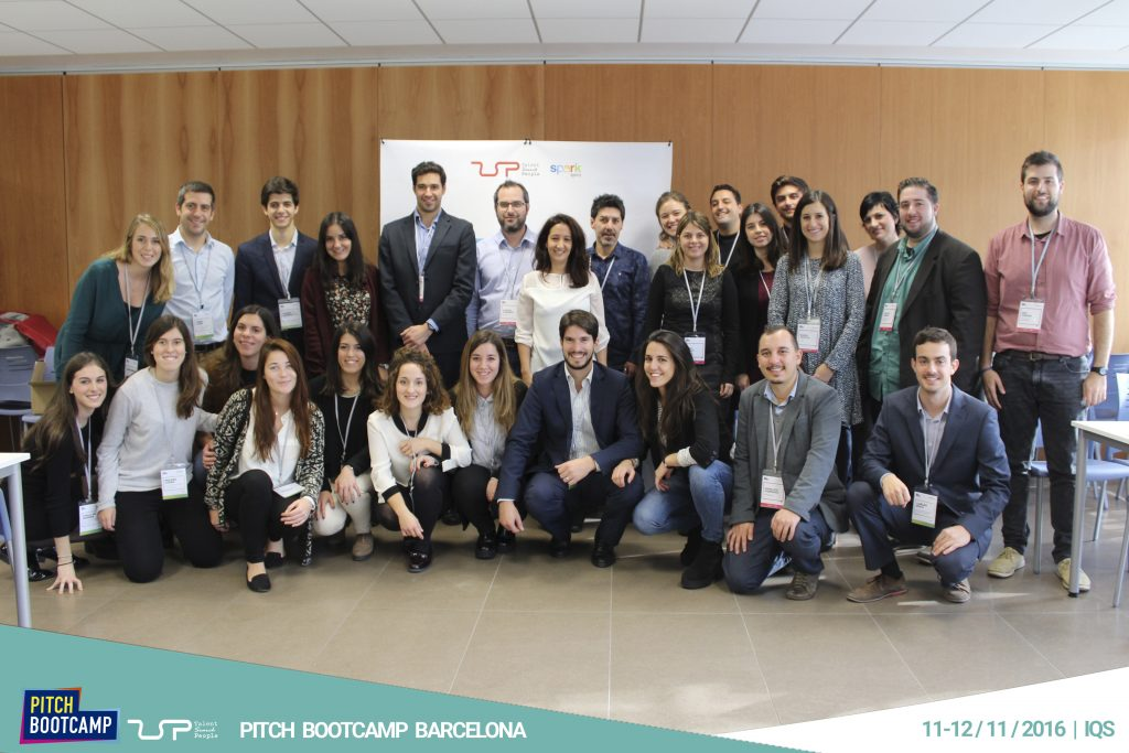 Pitch Bootcamp Barcelona 2016 - Job fairs